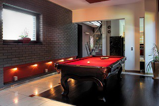 Pool table room sizes in Altoona